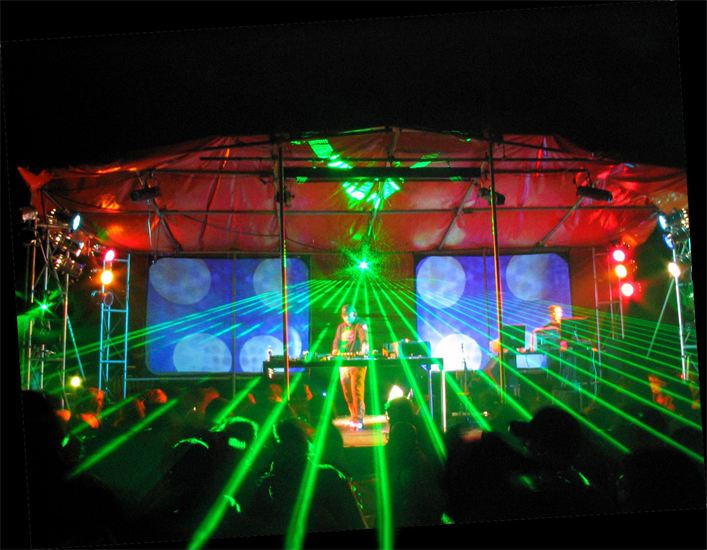 Complete Entertainment large mobile DJ & lighting hire Canberra