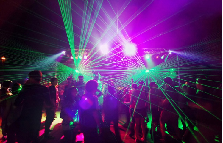 DJ Party Lighting Canberra