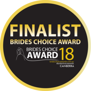 Image of Brides Choice Award - Canberra